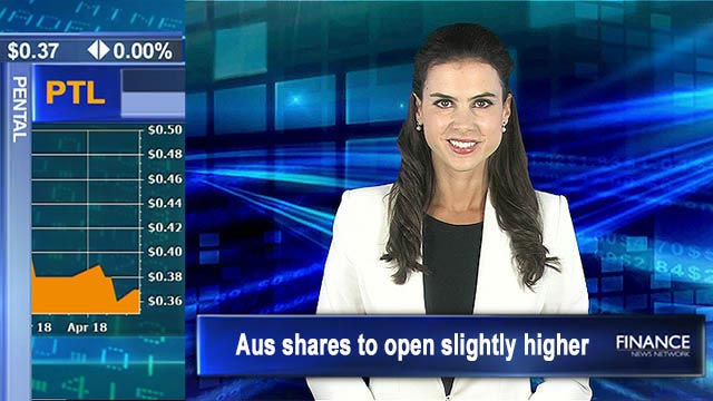 Wall Street ends Tue in the green: Aus shares to open slightly higher