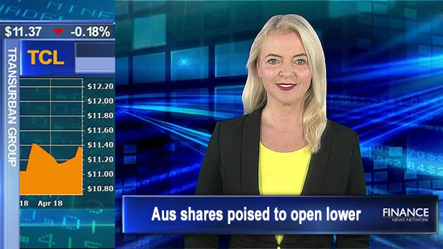 Dow sinks overnight: Aus shares poised to open lower