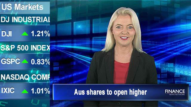 War rhetoric eases: Aus shares to open higher