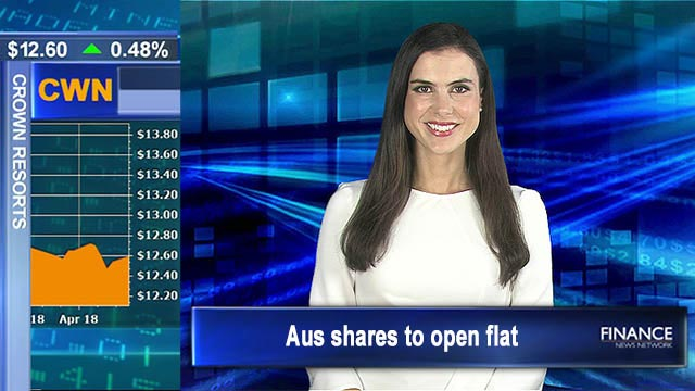 Strong company results see Wall St rise: Aus shares to open flat