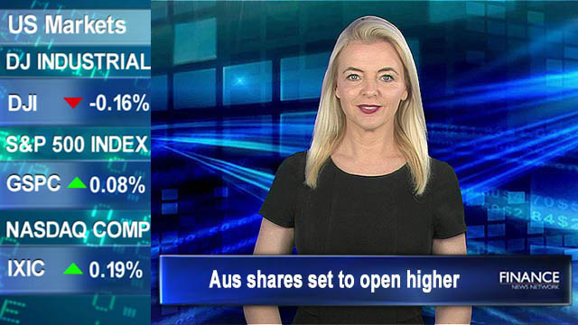 Dow drops: Aus shares set to open higher