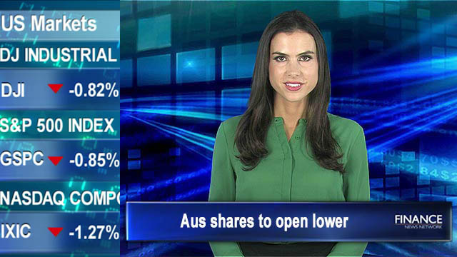 Dow tumbles: Aus shares to open lower