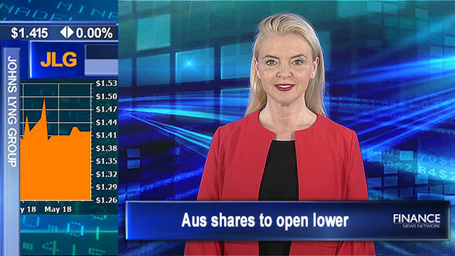 US tech rally continues: Aus shares to open lower