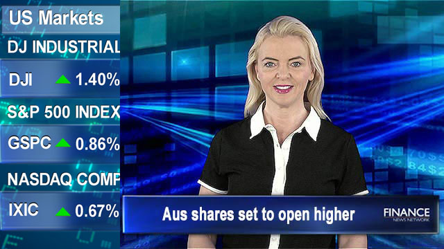 Iron ore prices bouyant: Aus shares set to open higher