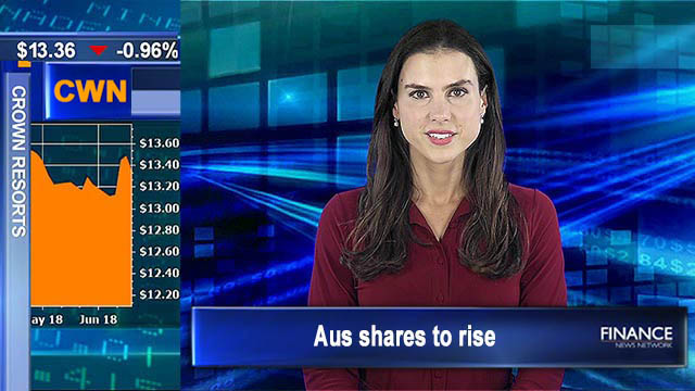 Wall Street edges higher: Aus shares to rise