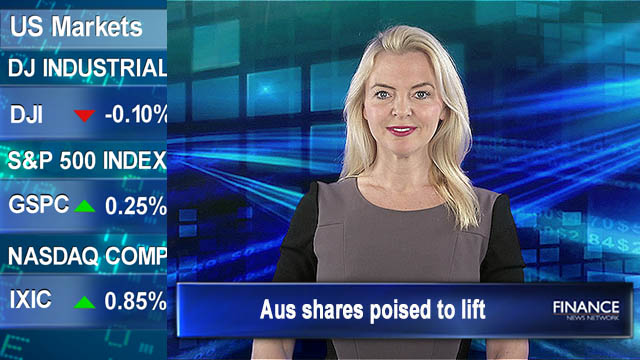 Tech climbs on Wall St: Aus shares poised to lift