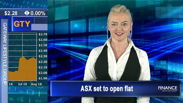 New US sanctions for Russia: ASX set to open flat