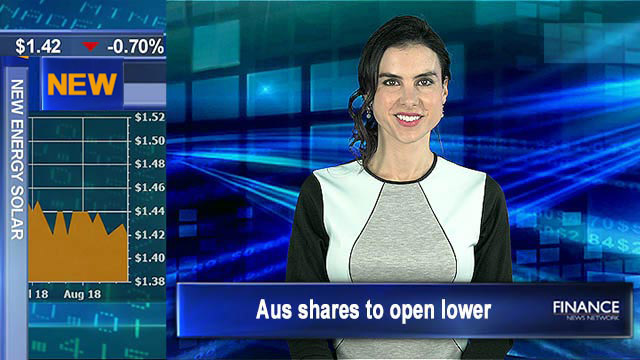 Wall Street rebounds: Aus shares shrug off strong leads to open lower