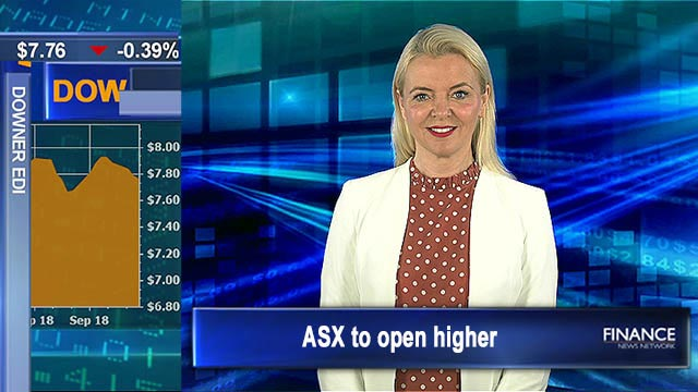 US economy on the up: ASX set to open higher