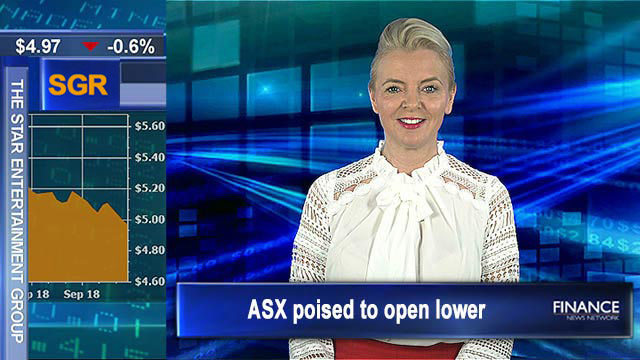 IMF downgrade global forecast: ASX poised to open lower