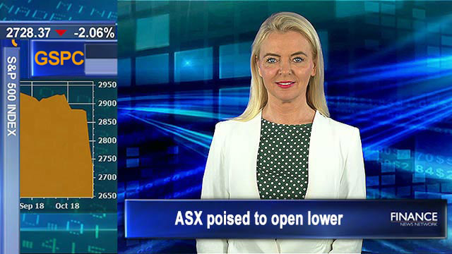 Turbulent trading in the US: ASX poised to open lower