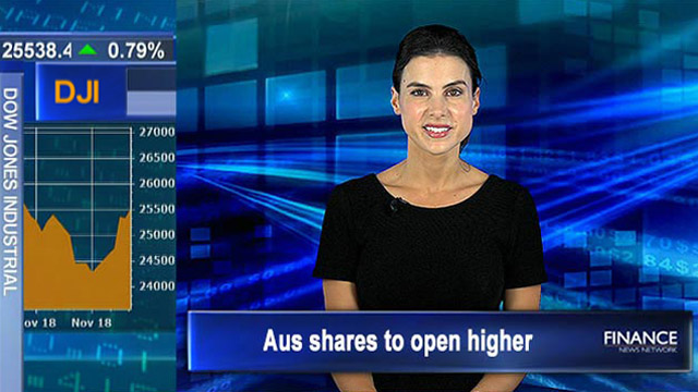 Wall Street finishes with a rally: Aus shares to open higher