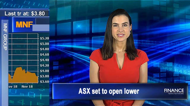 Dow sheds more than 500 points: ASX to open lower