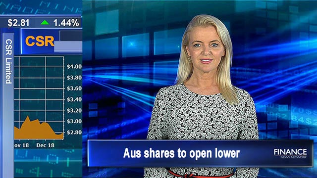 European Central Bank cautious about growth: ASX set to open lower this morning