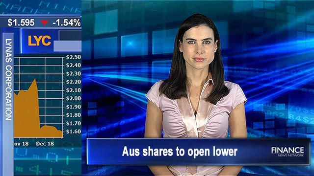 Wall Street hits 8-month low: Aus shares to drop at open
