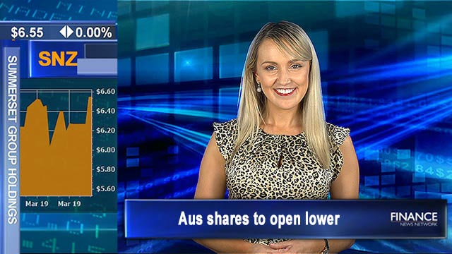 Oil war on the horizon: Aus shares to open lower