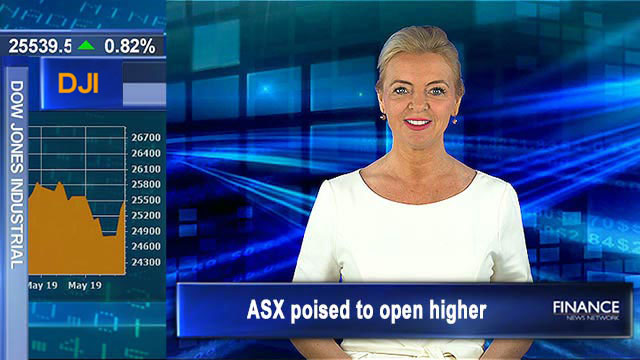 US stocks rise as Fed looks to cut rates: ASX poised to open higher