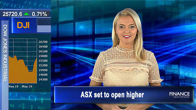 US climbs on delay in Mexican tariffs: ASX set to open higher