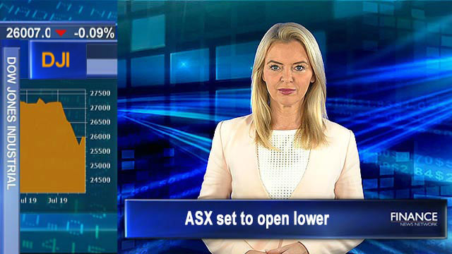 Safe haven gold hits 6-year high: ASX set to open lower