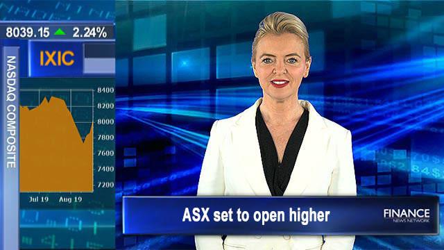 Tech stocks rise, NASDAQ up: ASX set to open higher