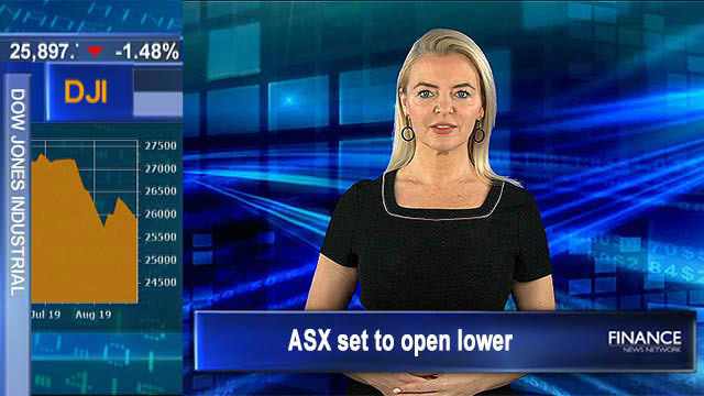 Political unrest shakes markets: ASX set to open lower