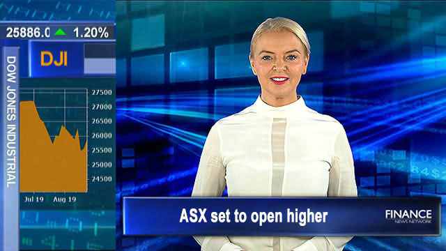 A positive start to the week: ASX set to open higher