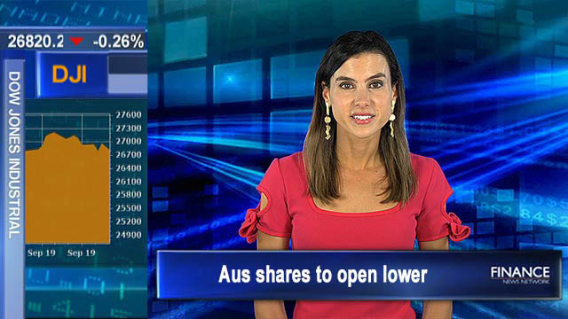 Volatile end to the week on Wall St: Aus shares to open lower