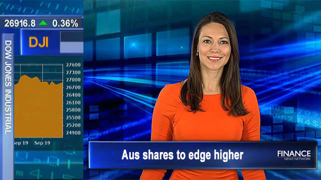 Wall St rises on trade optimism: Aus shares to edge higher, RBA meeting ahead