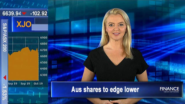 Dow drops after broad sell off: ASX is set to open lower