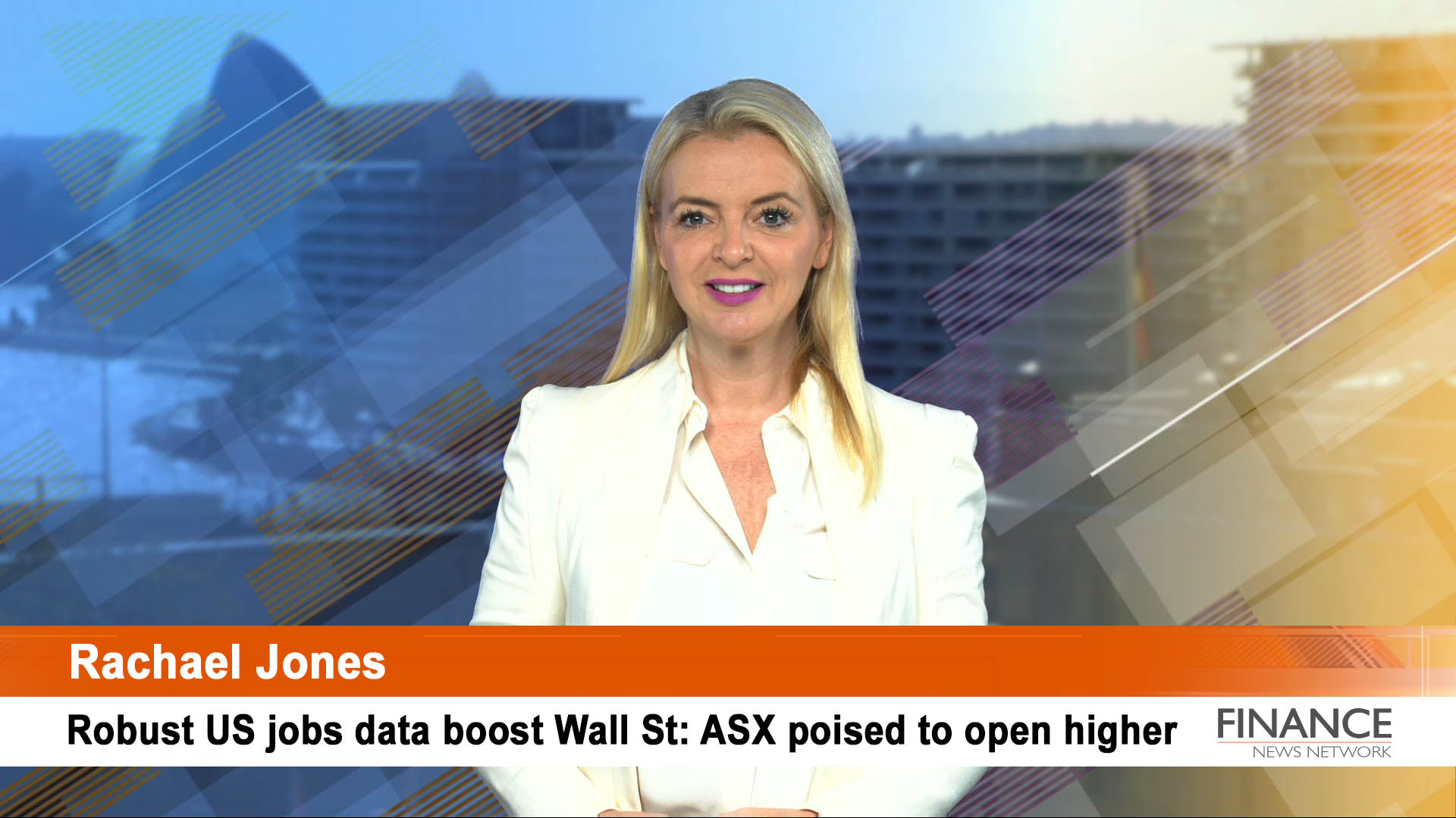 Robust US jobs data boosts Wall St: ASX poised to open higher