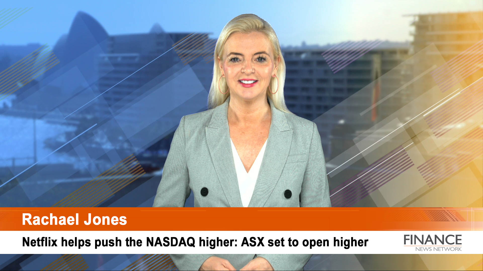 Netflix helps push the NASDAQ higher: ASX set to open higher