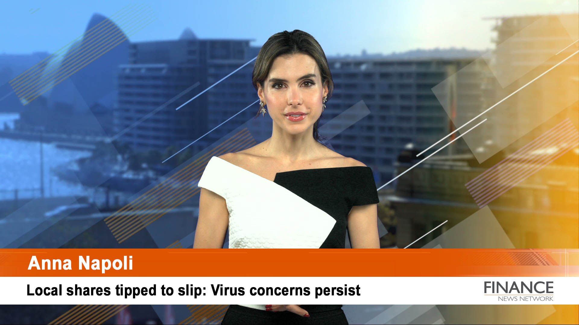 Local shares tipped to slip: Virus concerns persist