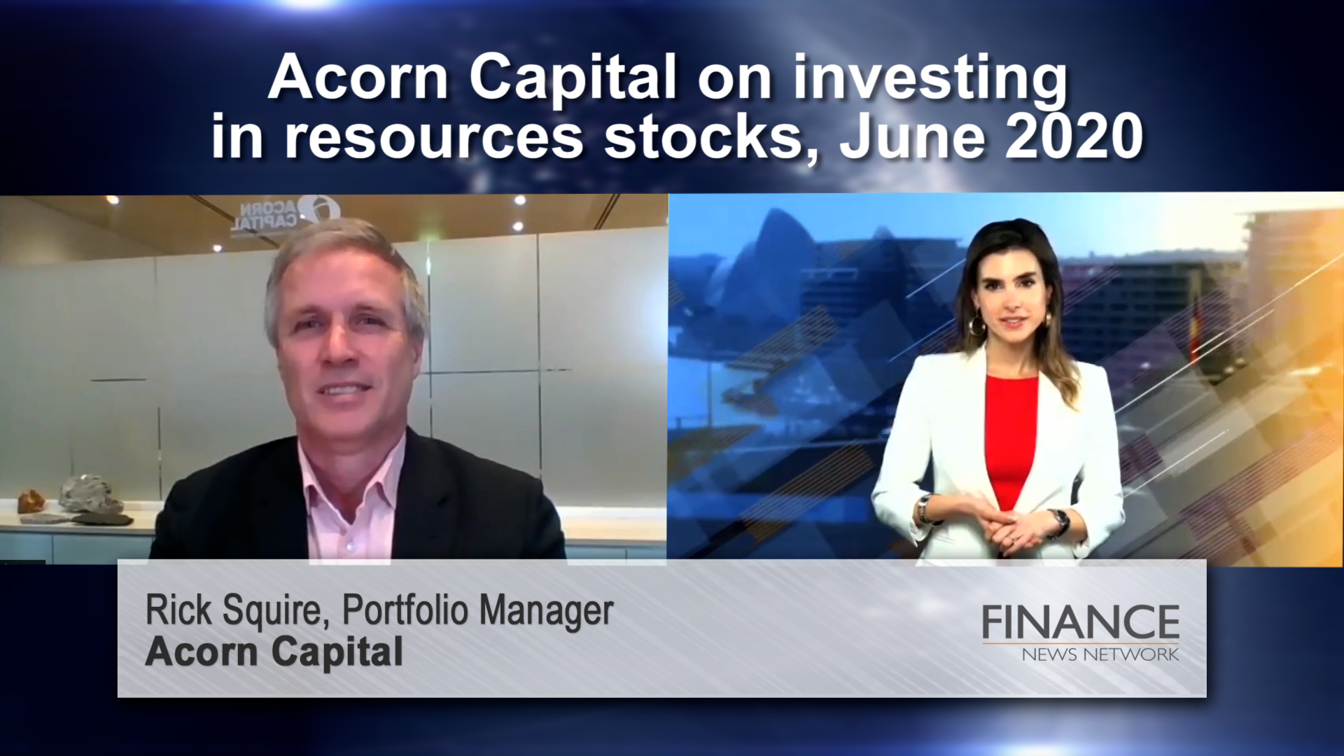 Acorn Capital on investing in resources stocks